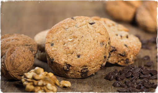 Cookie noix - chocolat